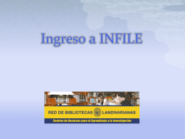 Ingreso a Juris Collection