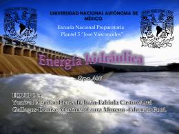 ¿En que países se usa energía hidraulica?