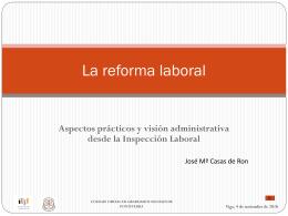 Diapositiva 1 - Colegio Oficial de Graduados