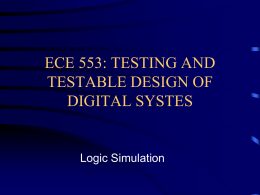 ECE 553 - University of Wisconsin–Madison