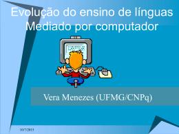 Evolução do ensino de línguas