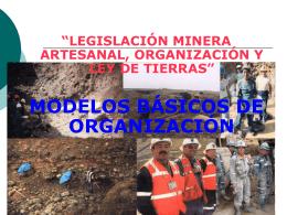 MODULO DE CAPACITACIÓN - geco.mineroartesanal.com