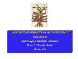 Diapositiva 1 - Bacteriología/MicologíaMVZBUAP -