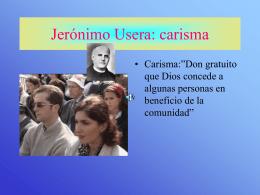Jerónimo Usera: frases y pedagogía