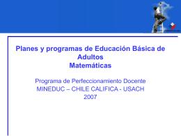 Sistema Nacional de Evaluación de Aprendizajes de