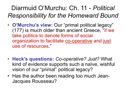 Diarmuid O'Murchu: Ch. 11