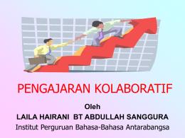 Pengajaran Kolaboratif