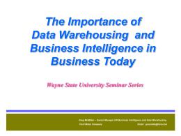 gsm_waynestate_dwbi_.. - Wayne State University