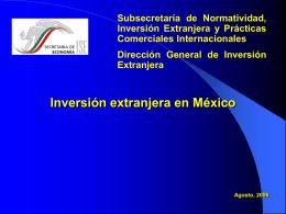 MEXICO EXPORTA - IIEG - Instituto de Información