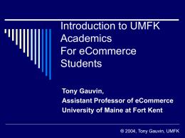 Hum 102 - University of Maine System