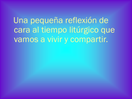 Diapositiva 1 - Col·legi Sagrada Família Gavà