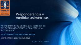 Caso Clarín Pluralismo y concurrencia informativa