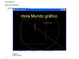 Graficas en coordenadas lógicas