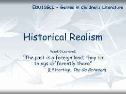 Historical Realism
