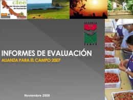 Diapositiva 1 - Fundación Produce Veracruz, A.C.