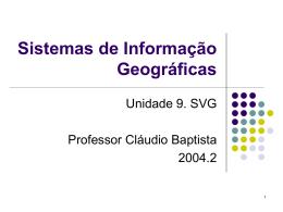 SVG - Computação UFCG