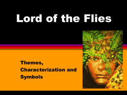 Lord of the Flies - Auburn High School