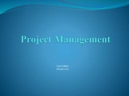 PMO دفتر مديريت پروژه - SHARIF UNIVERSITY OF