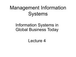 Lecture 4 - bhecker.com
