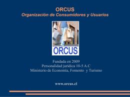 ORCUS Organización de Consumidores y Usuarios
