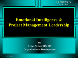 Unnatural Leadership, Emotional Intelligence, and