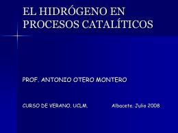 SÍNTESIS DE HETEROCICLOS VÍA COMPLEJOS CARBENO