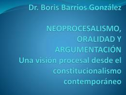 LOS FUNDAMENTOS IDEOLÓGICOS DEL PROCESO PENAL