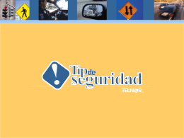 SAFETY - Asociación Nacional de Egresados de
