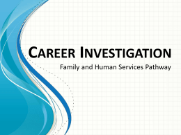 Career Investigation - Utah Education Network