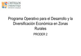 Programa Operativo para el Desarrollo y la