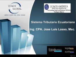 Diapositiva 1 - UCCS América