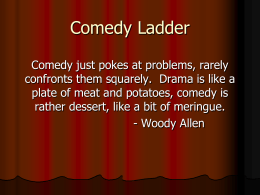 Comedy Ladder