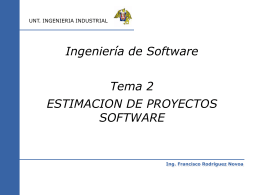 Compendio de Ingeniería del Software