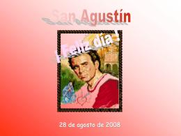 San Agustín 2008