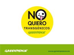 Diapositiva 1 - GP | Greenpeace España