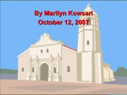 California Missions - Etiwanda E