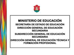 Diapositiva 1 - Coordinadores de Curso de Córdoba