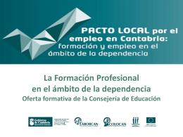 Diapositiva 1 - Fundación Cántabra Salud y