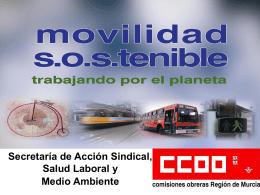 Diapositiva 1 - Comisiones Obreras Región de