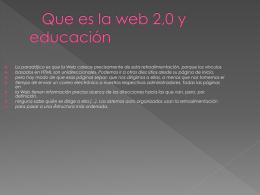 HERRAMIENTAS WEB 20
