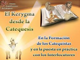8ª. Semana Arquidiocesana de Catequesis