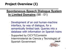 Sintaxis 2 - Departament de Ciències de la