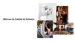 Métricas de Calidad de Software