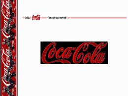 Coca Cola PowerPoint