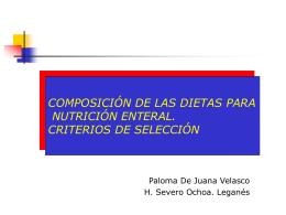PALOMADE JUANA - SEFH: Sociedad Española de