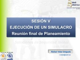 Diapositiva 1 - Belt Ibérica S.A.