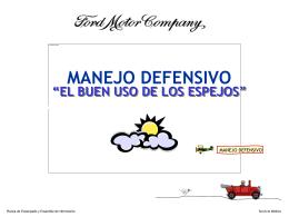 TRANSPORTE - Facultad de Medicina UNAM