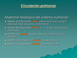 Diapositiva 1 - Fisiología II Periodo 2013 FCM |