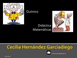 Cecilia Hernández Garciadiego