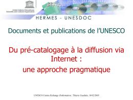 HERMES-UNESDOC